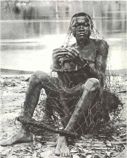 Esclave.Afrique-équatoriale